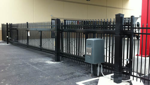 commercial sliding gate img
