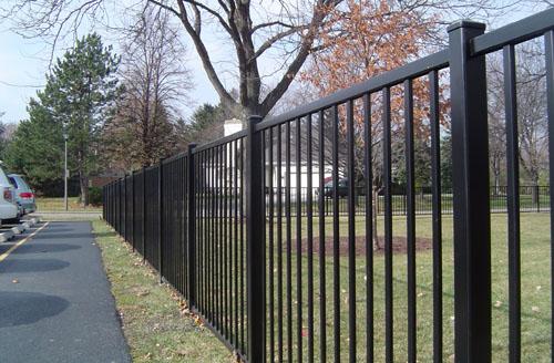 Residential Fence Installation Glenview Evergreen Park